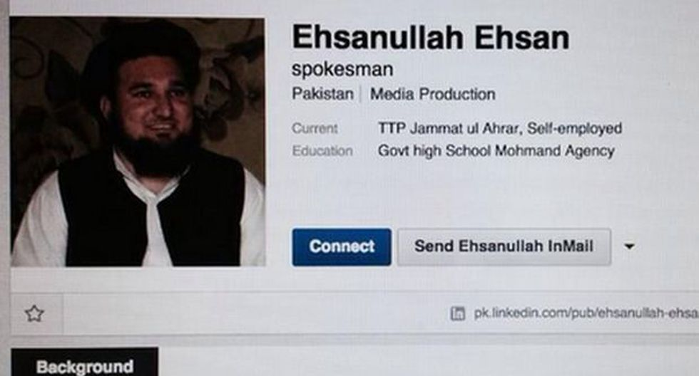 LinkedIn: Líder talibán reclutaba terroristas por la red social