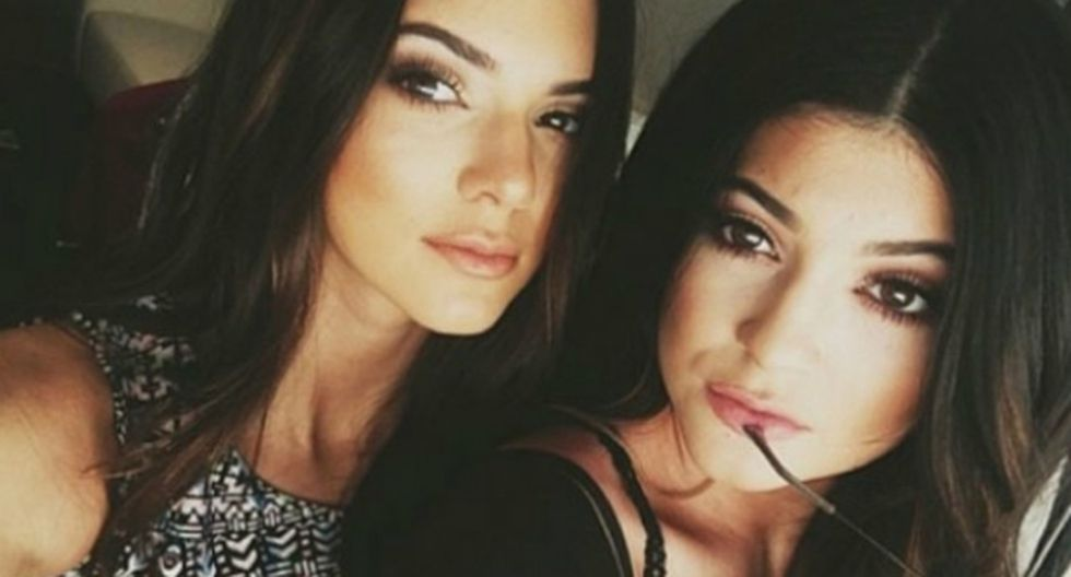 Snapchat: Kylie y Kendall Jenner vuelven a causar controversia
