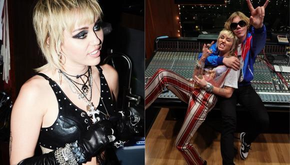 """""""Without you"""", la nueva canción de The Kid Laroi y Miley Cyrus. (Foto: @MileyCyrus)"""