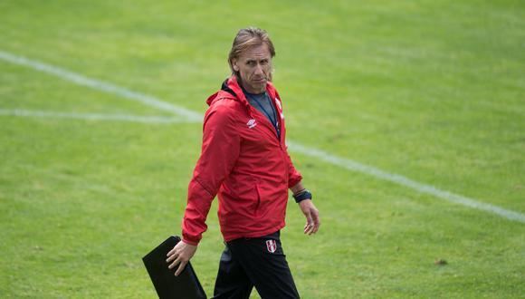 Ricardo Gareca ha cumplido cinco años como director técnico de la selección peruana de fútbol. (Foto: EFE)
