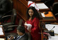 Chacón: Estoy segura que archivarán caso de presunta obstrucción en allanamientos