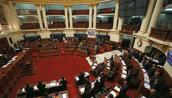 Plantean que el Estado dé S/.61 millones a partidos políticos