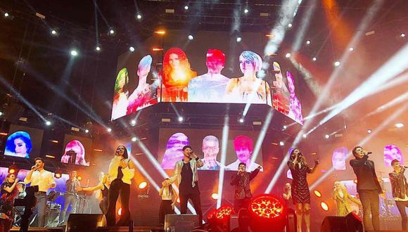 OT 2018: el primer concierto en España (Foto: Instagram)