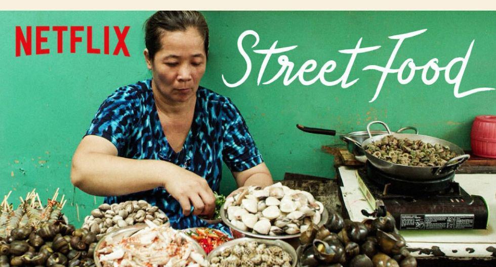Street food (Foto: Netflix)