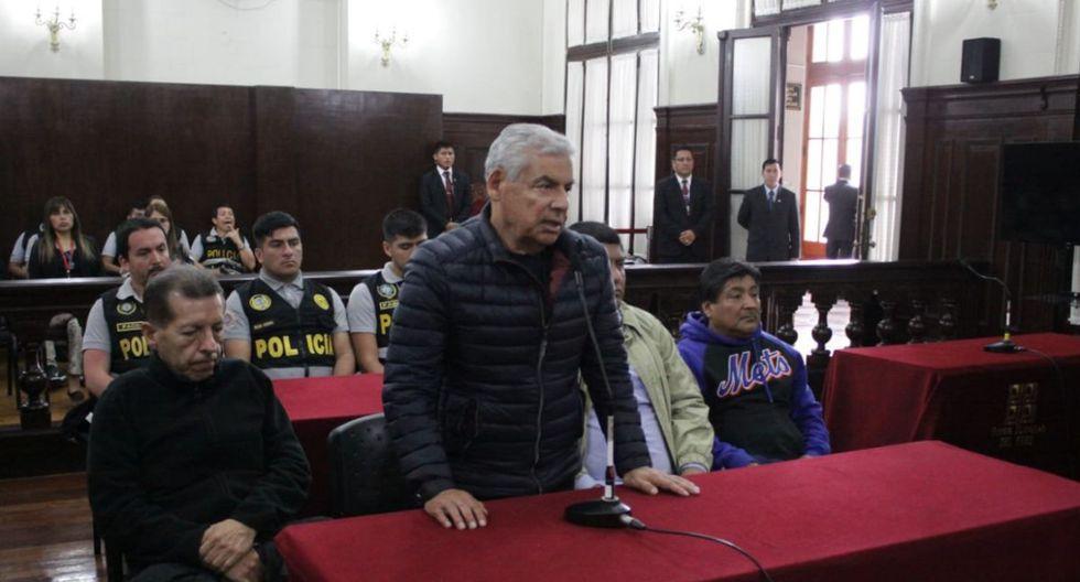 César Villanueva ya cuenta con impedimento de salida del país por otra investigación, relacionada con tráfico de influencias. (Foto: Poder Judicial)