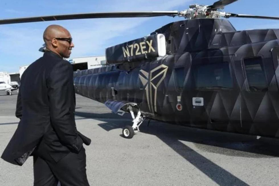 Kobe Bryant muere: Así era el helicóptero Sikorsky S-76 en el que murió el astro de la NBA y su hija de 13 años. Foto vía La Nación de Argentina