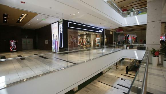El 'mall' demandó una inversión de US$70 millones, aproximadamente, en su proceso de transformación, ya que antes operaba como Open Plaza. (Foto: Hugo Pérez/El Comercio)