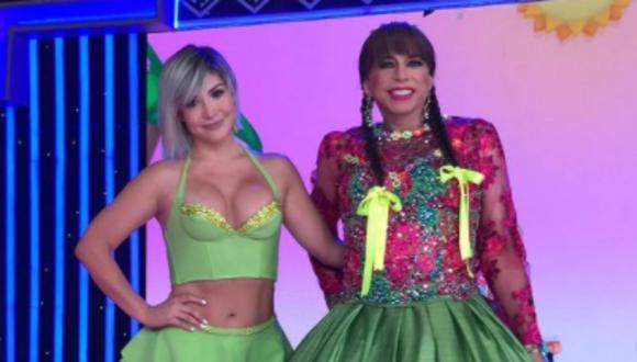 """Claudia Serpa se suma al elenco de la """"Chola Chabuca"""" y competirá con """"JB en ATV"""". (Foto: Instagram)"""
