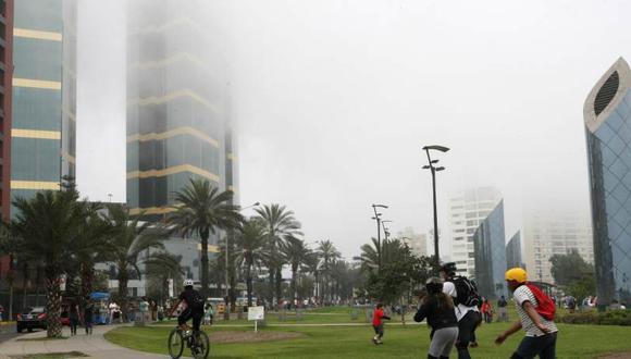 En Lima Oeste, la temperatura máxima llegaría a 18°C, mientras que la mínima sería de 15°C. (Foto: Andina)