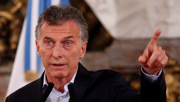 Mauricio Macri anuncia ley sobre equidad de género en Argentina. (Reuters).