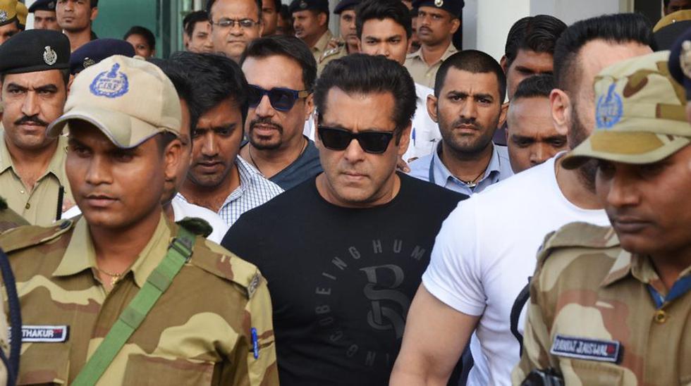 Salman Khan. (Foto: Agencias)