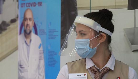 La revista médica 'Lancet' mostró que la vacuna rusa tenía una eficacia del 91,6% contra el coronavirus, a la altura de las mejores del mundo. (Getty Images).