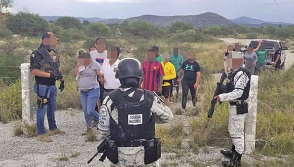 La Unidad de Combate al Secuestro (UECS) continúa las investigaciones para poder establecer si de las 16 personas de origen mexicano, incluyendo dos de los trabajadores del hotel, (Foto: El Nacional de Venezuela, vía GDA).