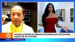 Michelle Soifer resta importancia a comentarios de Reinaldo Dos Santos