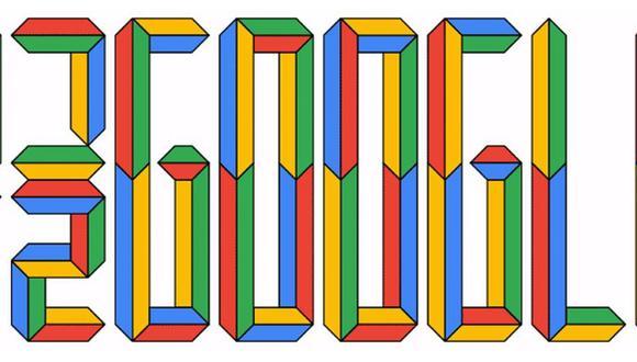 El diseño de este doodle estuvo a cargo de los artistas Yunho Lee y Kangin Kim de Studio Kimgarden. (Google)