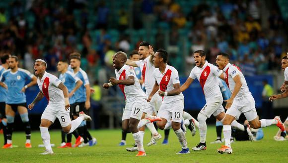 Perú vs. Uruguay: atajada de Gallese, remate de Guerrero y todos los penales por la Copa América | VIDEO. (Video: YouTube / Foto: AFP)