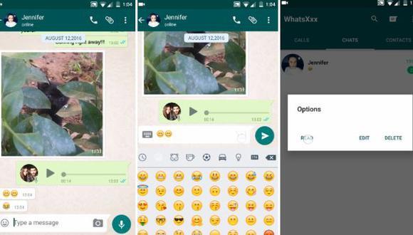 Con estas aplicaciones podrás hacer bromas por WhatsApp [VIDEO]