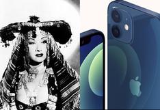iPhone 12: la voz de Yma Súmac promociona el último teléfono de Apple | VIDEO
