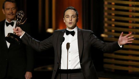 Jim Parsons ganó por cuarta vez Emmy a Mejor actor de comedia