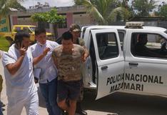 Junín: capturan a feminicida que era buscado desde hace tres meses