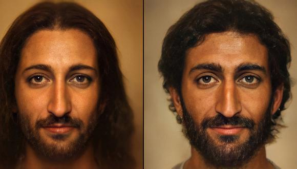 Jesús de Nazaret suele ser representado con el cabello largo, la tez blanca y la cara alargada, pero esta imagen difiere de esta idea. (Foto: Bas Uterwijk)