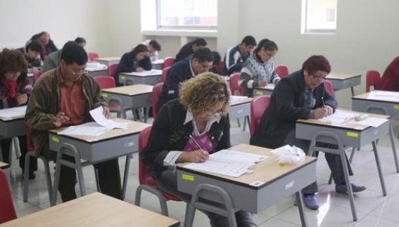 Conoce cuántas vacantes para docentes habrá en concurso de ascenso