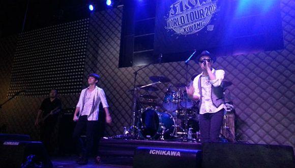 "Flow cautivó en Lima con temas de ""Dragon Ball"" y ""Naruto"""