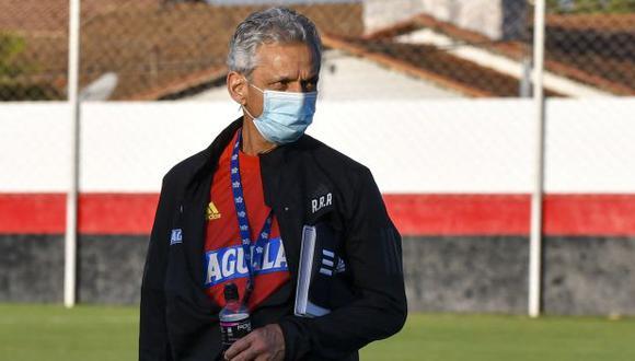 Reinaldo Rueda es entrenador de la selección de Colombia desde enero del 2021. (Foto: AFP)