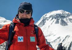 Carlos Soria, el alpinista de 82 años que busca conquistar la séptima montaña más alta del mundo en Nepal