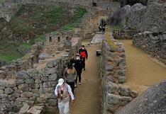 Machu Picchu: joven limeño fue el primer turista en ingresar al santuario inca