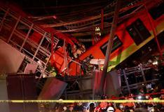 """""""Había silencio"""": Testigo del trágico accidente del metro de CDMX relata lo vivido al momento del colapso"""