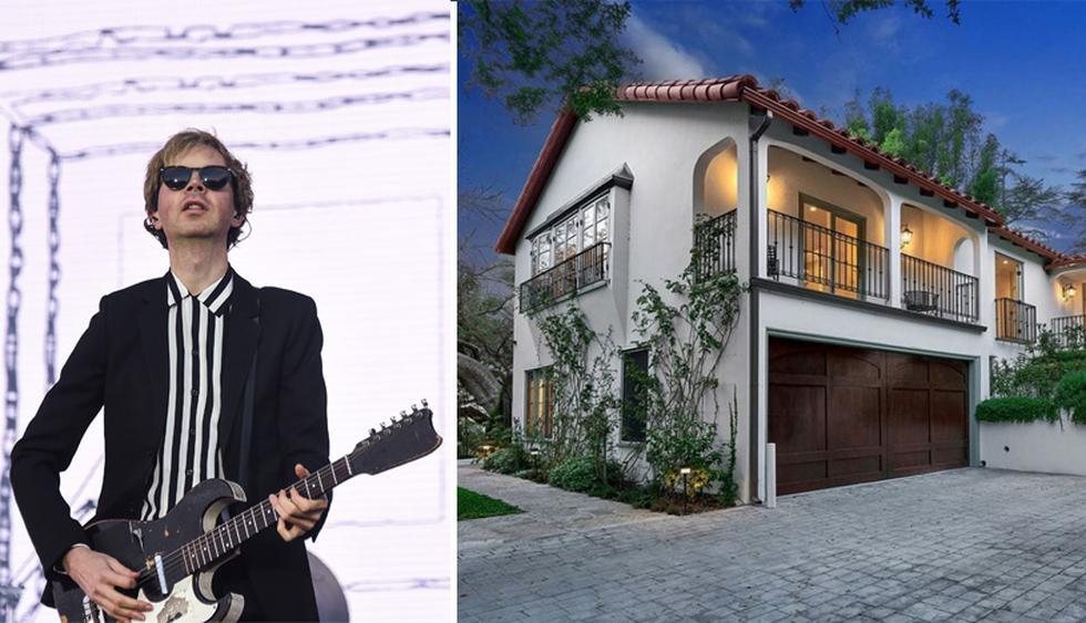 La nueva mansión de Beck  se ubica en las colinas de Beverly Hills. Tiene un valor de US$ 3.128 millones. (Foto: The Mls)