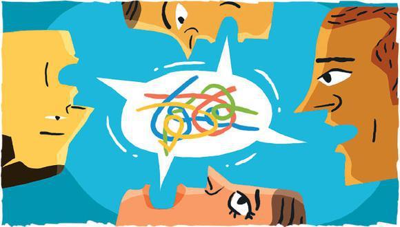 Gonzalo Carranza, director general de LLYC en el Perú, indica que la tendencia en el mundo es que las empresas y los líderes empresariales asuman el rol de actores políticos y participen de los debates públicos. (Ilustración: Víctor Aguilar)