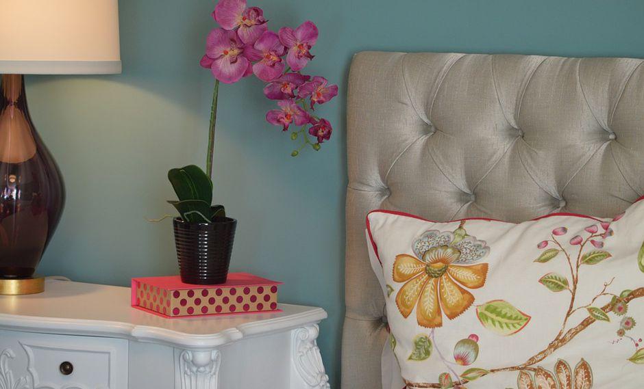 Las orquídeas le darán un toque especial a tu casa. (Foto: Pixabay)