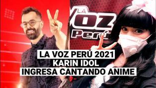 La Voz Perú: Participante clasifica cantando música de conocido anime