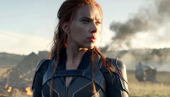 Esto es todo lo que pasa en la escena post créditos de Black Widow. (Foto: Marvel)