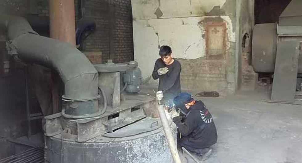 OEFA cierra fundición de plomo que contamina en Ventanilla