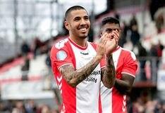 Sergio Peña y Miguel Araujo: dos jugadores que buscan volver a la selección peruana