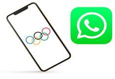 WhatsApp: ¿cómo seguir los Juegos Olímpicos Tokio 2020 desde la app?