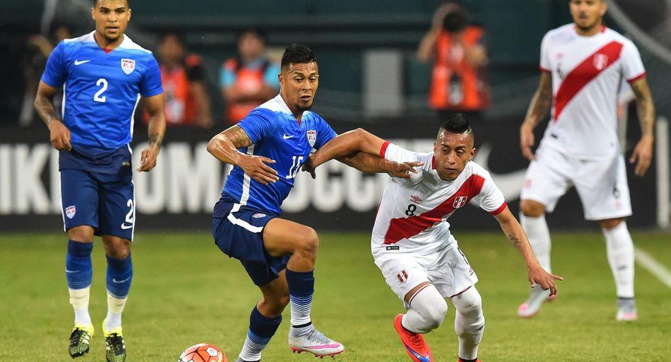 Perú vs. Estados Unidos: mira las imágenes del partido (FOTOS) - 2