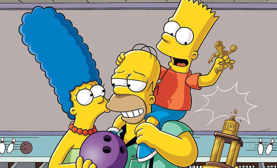 """""""Los Simpson"""" es una comedia de Fox creada porMatt Groening. (Foto: Fox Entertainment)"""