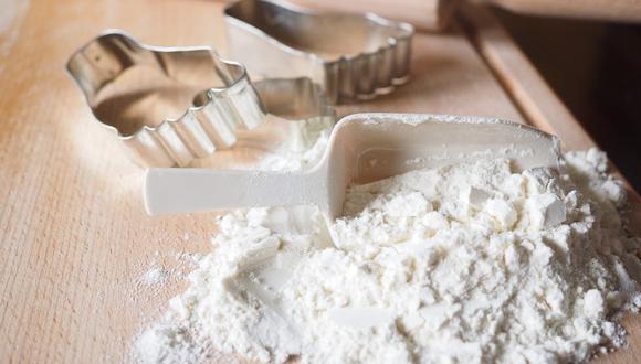 La maicena y harina son dos alimentos que se suelen confundir muy a menudo. (Foto: Pixabay)