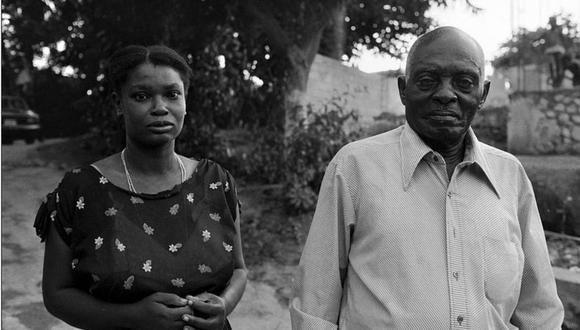 Francina Illeus y Clairvius: dos personas dadas por muertas y enterradas que reaparecieron años después en sus comunidades. (GETTY IMAGES)