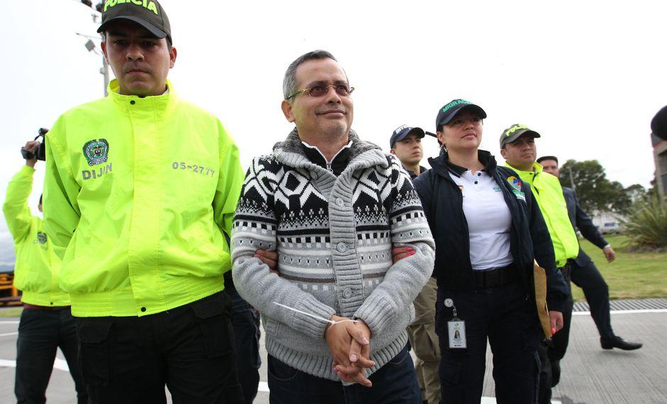 Rodolfo Orellana fue detenido en nombre del 2014 en Colombia por la policía local y dos agentes de la Dirandro. Estuvo escondido en un exclusivo condominio en la ciudad de Cali. (Rolly Reyna/ El Comercio)