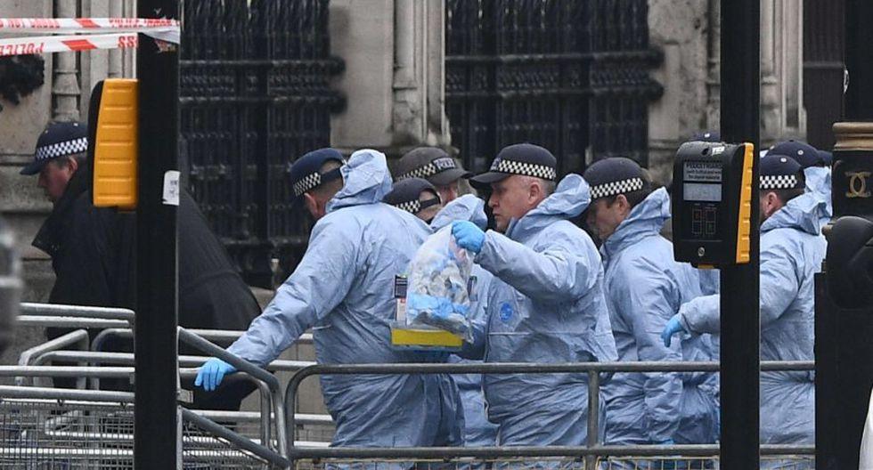 Atentado en Londres: el impresionante trabajo de los forenses - 5