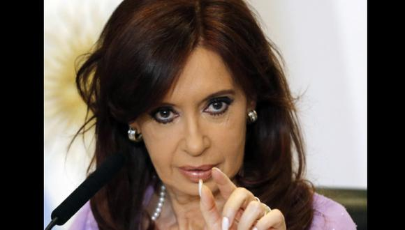 Cristina Fernández: Marcha del 18F no fue homenaje a Nisman