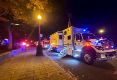 Ataque en Canadá: hombre con atuendo medieval y armado con un sable mata a dos personas en Halloween