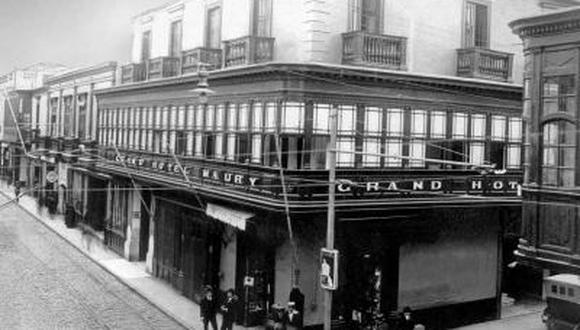 El Hotel Maury fue uno de los primeros que tuvo Lima. Abrió sus puertas en 1826, y aunque cambió de propietarios, se mantiene operando hasta hoy.