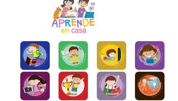 """Tras el brote del coronavirus, en México se implementó el programa de educación a distancia """"Aprende en Casa"""". (Foto: SEP)"""