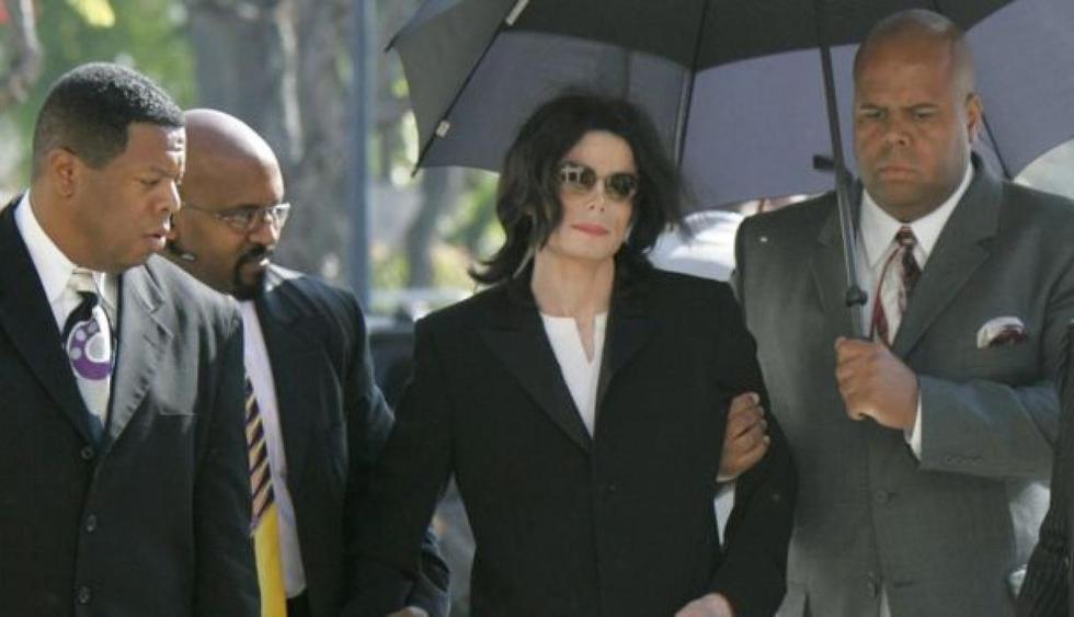 En 2005, Michael Jackson fue encontrado no culpable en un sonado juicio por abuso sexual de menores. (Getty Images vía BBC)